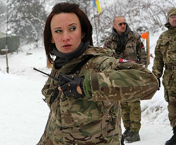 Душевні фото. Жінки на війні (ФОТО) - фото 6