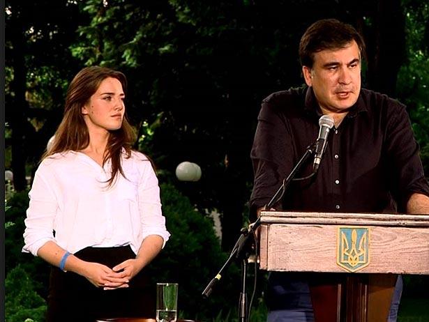 """Міс """"Одеська таможня"""" Юлія Марушевська - фото 3"""
