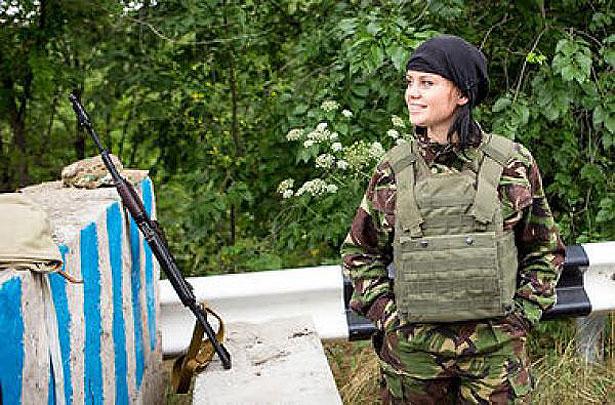 Душевні фото. Жінки на війні (ФОТО) - фото 3