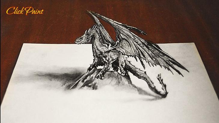 35 неймовірних 3D-малюнків олівцем - фото 30