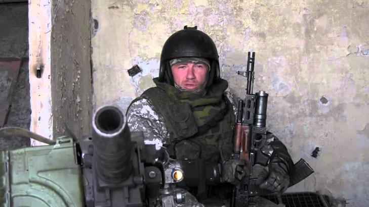 Российские СМИ опубликовали видео с места уничтожения боевика Моторолы - Цензор.НЕТ 7118