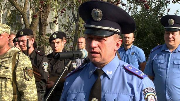 Голова ГУ МВС у Луганській області Анатолій Науменко - фото 15