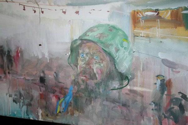 Справжні солдати. Віктор Суходольський: В моєму Саду Небесної Сотні зустрічатимуться бойові побратими - фото 3