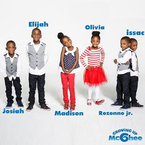 Симпатична шестерня із США: Як діти змінювались з роками - фото 4
