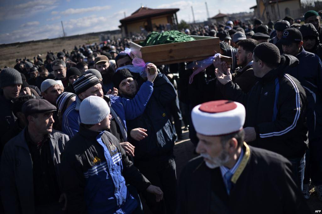 Хроніки окупації Криму: вбивство українського військового та похорон закатованого активіста - фото 4