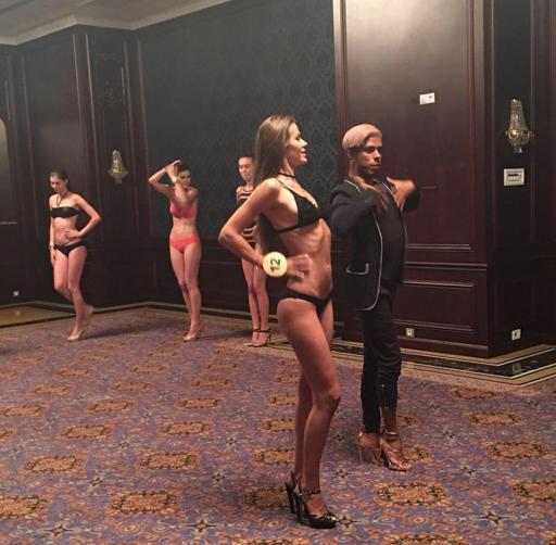 """Як конкурсантки """"Міс Україна Всесвіт"""" у бікіні тілами хизувалися - фото 2"""