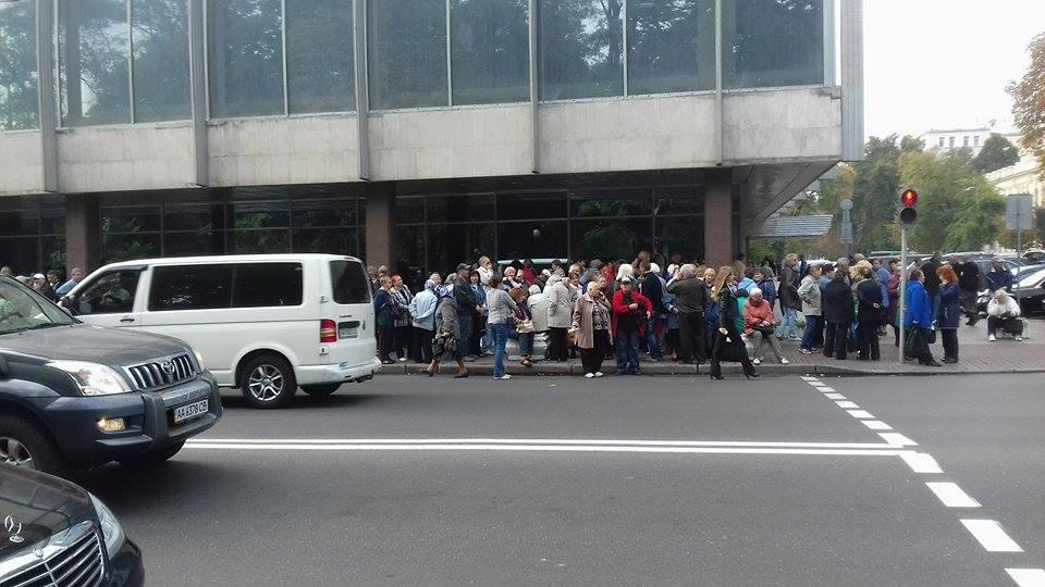 """Як матері полонених, військові і """"фінмайдан"""" мітингують під Радою (ФОТО) - фото 2"""