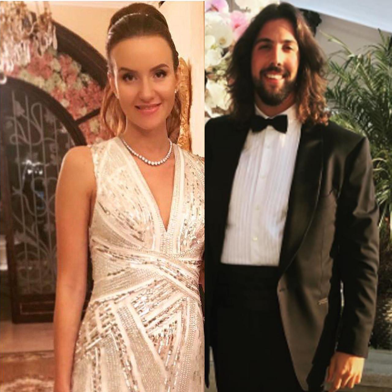 Як Кернес гуляв на весіллі доньки російського мільйонера і онука поплічника Каддафі - фото 1