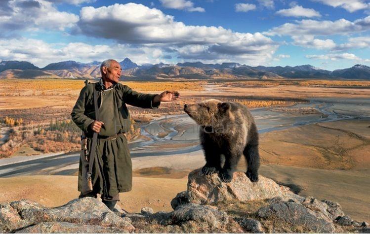 Як неймовірно виглядає життя монгольського загубленого племені  - фото 2