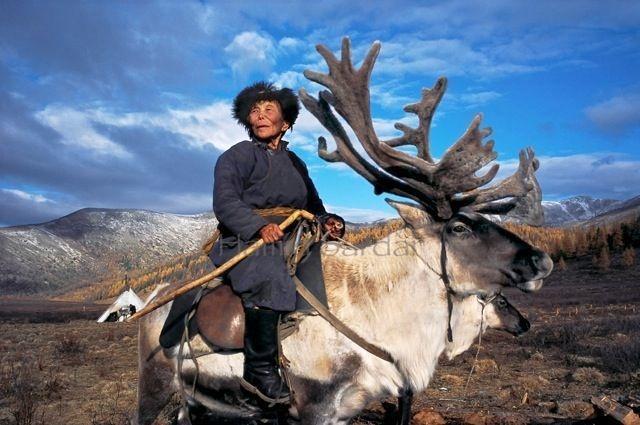 Як неймовірно виглядає життя монгольського загубленого племені  - фото 12