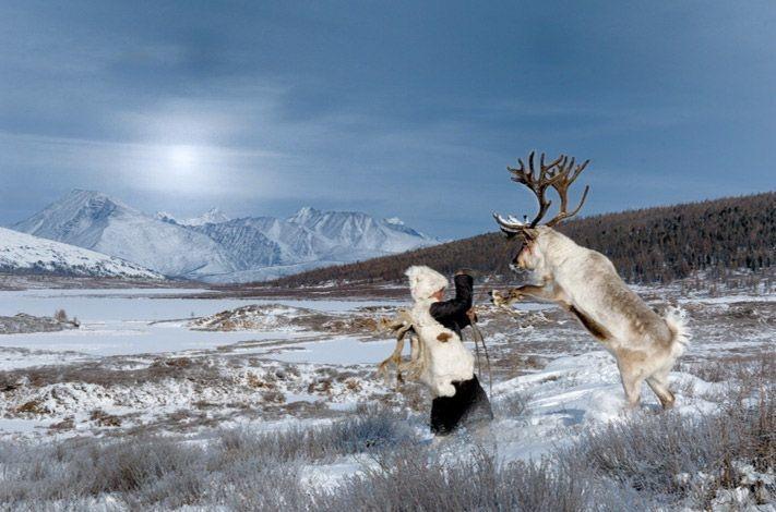 Як неймовірно виглядає життя монгольського загубленого племені  - фото 11