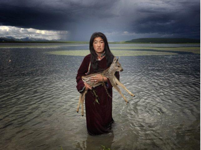 Як неймовірно виглядає життя монгольського загубленого племені  - фото 6