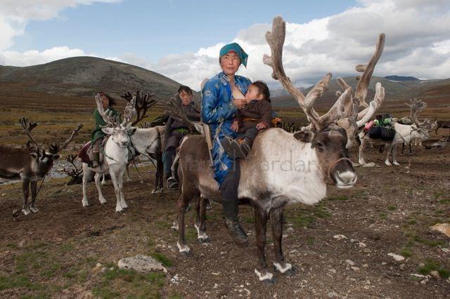 Як неймовірно виглядає життя монгольського загубленого племені  - фото 5
