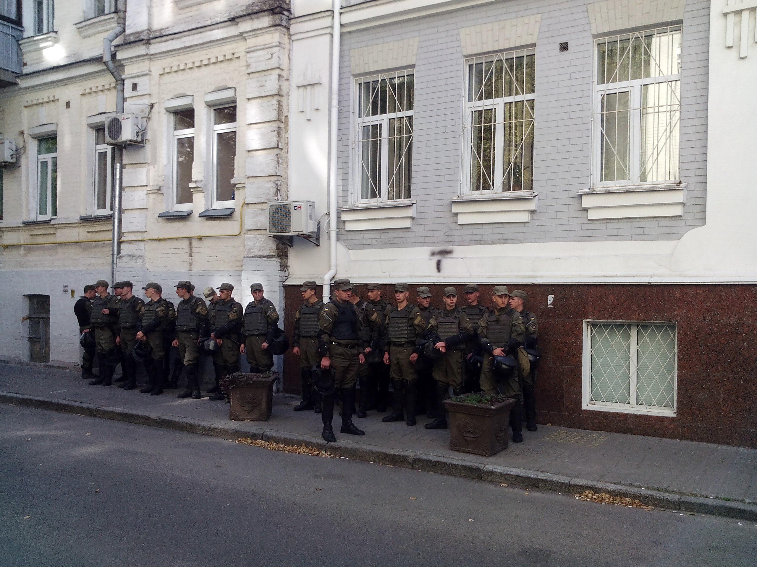 Суд по Мосійчуку затримується - фото 1