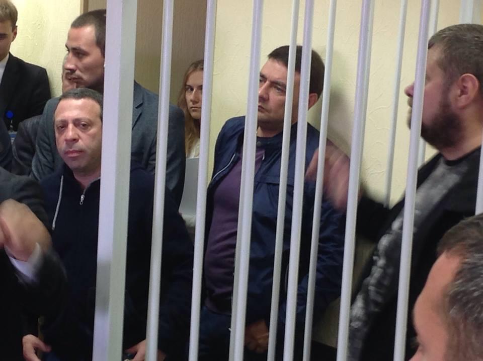 Корбан засвітився у суді над Мосійчуком (ФОТО) - фото 1