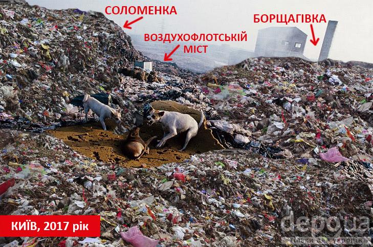 Мусор и Садовий (ФОТОЖАБИ) - фото 1