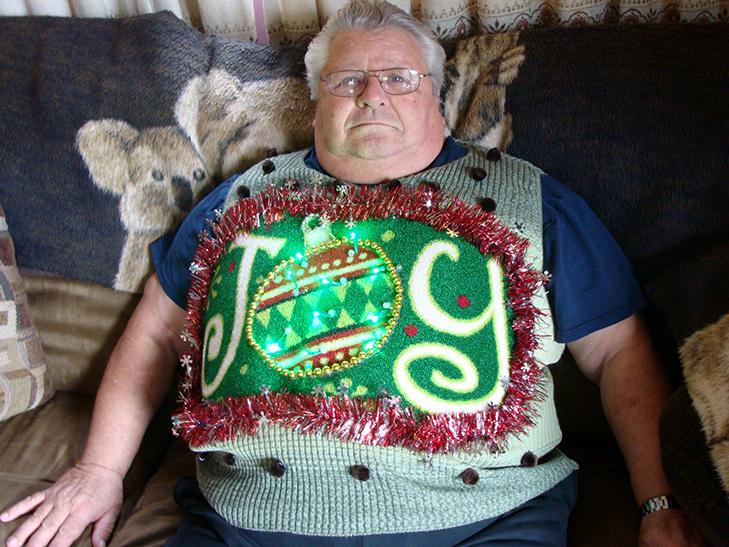 ТОП ідіотських новорічних костюмів - фото 9