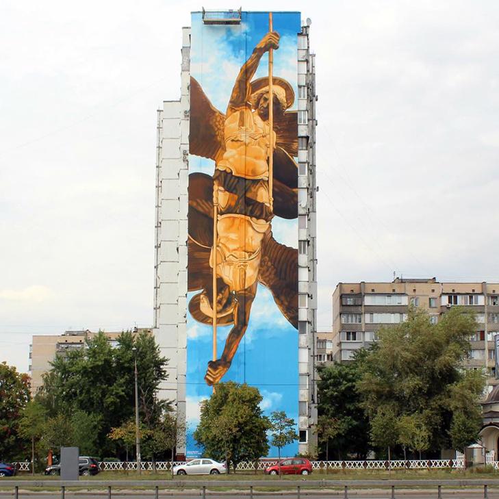 Каталог муралів Києва. Частина 2 - фото 7