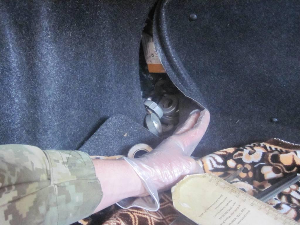 Харків'янин намагався ввезти з Росії автомобільну контрабанду  - фото 2