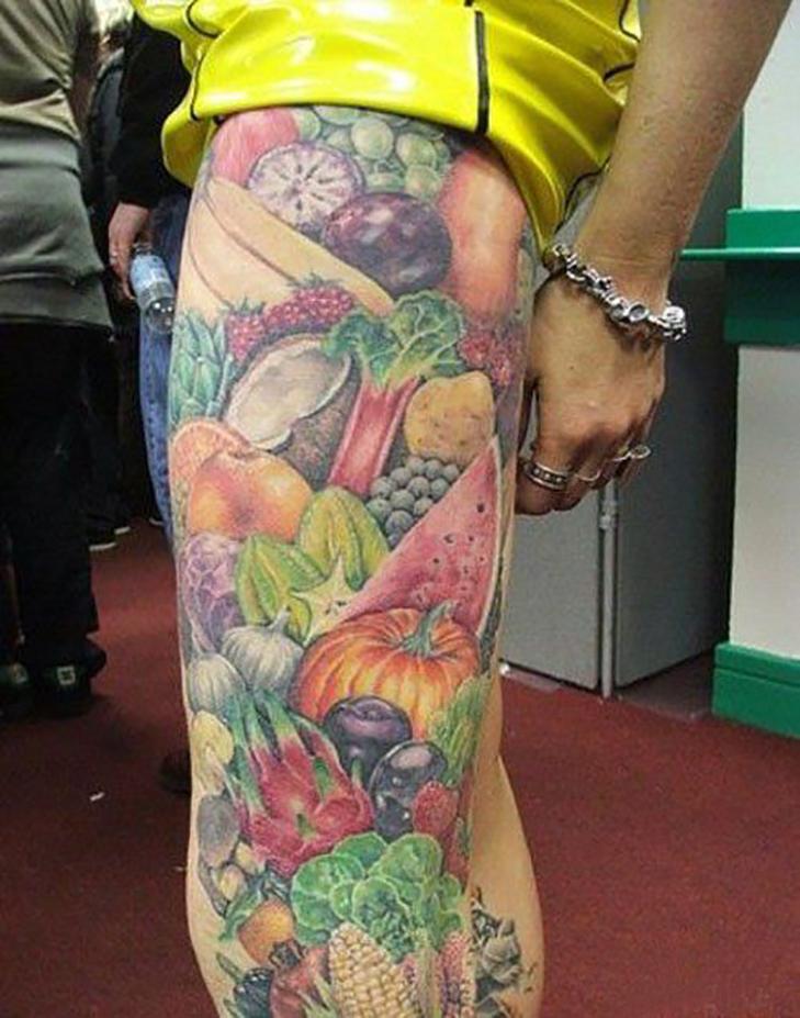 30 курйозних татуювань - фото 18
