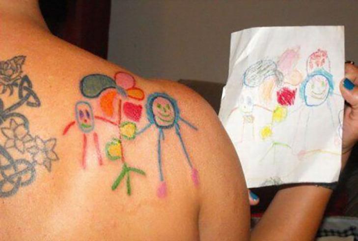 30 курйозних татуювань - фото 5