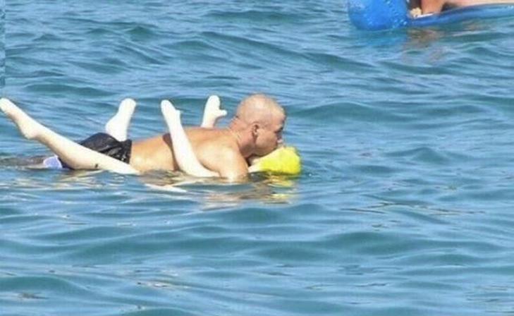 30 дивних і кумедних пляжних фотографій - фото 16