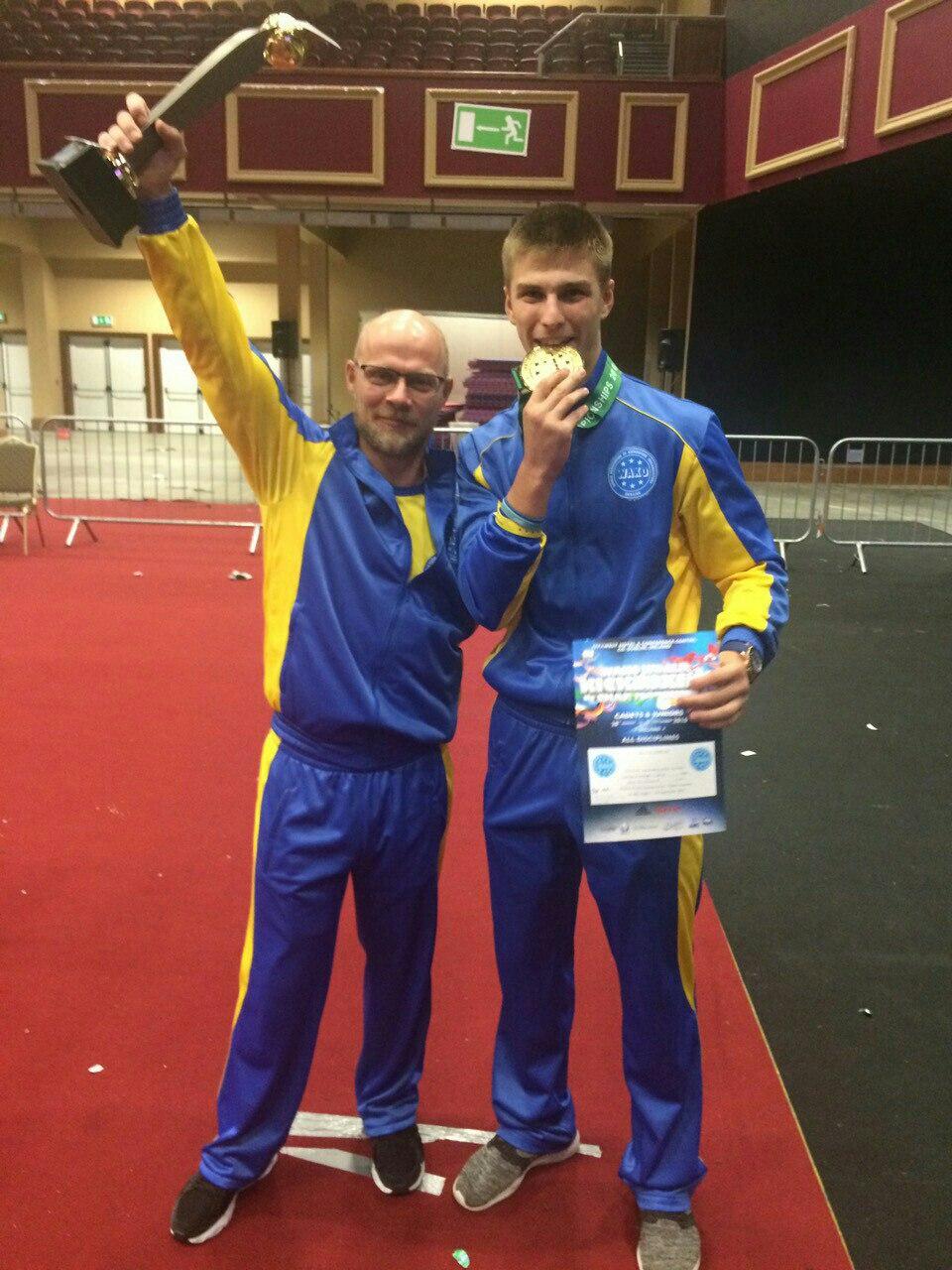 Миколаївець виграв Чемпіонат світу Чемпіонат світу з кікбоксингу - фото 1