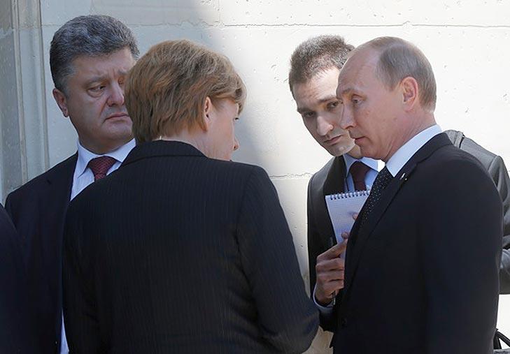 Петро Порошенко: два роки при влади  - фото 2
