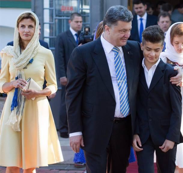Марина Порошенко: Два роки першої леді України у 20 фото - фото 2