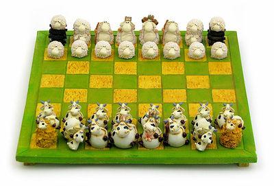 Секс богів і Порошенко-офіцер: ТОП-10 незвичних шахів - фото 8
