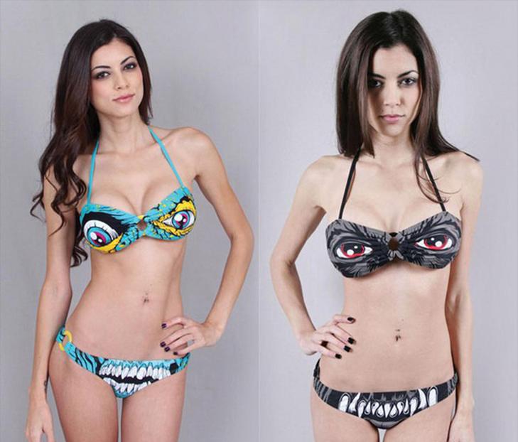 30 кумедних купальних костюмів - фото 27