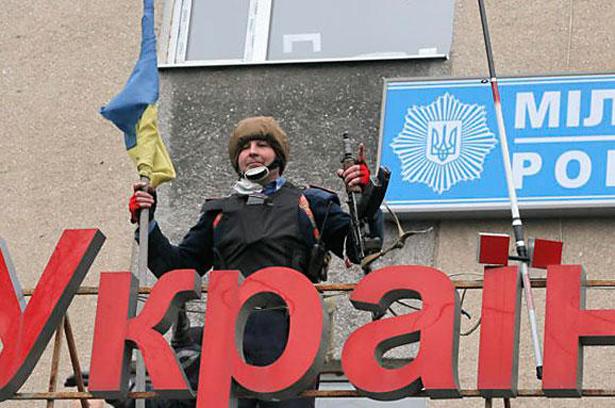 Голова ГУ МВС у Луганській області Анатолій Науменко - фото 3