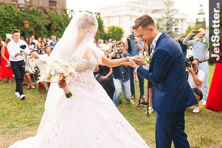 Остап Ступка відгуляв весілля для журналістів - фото 2