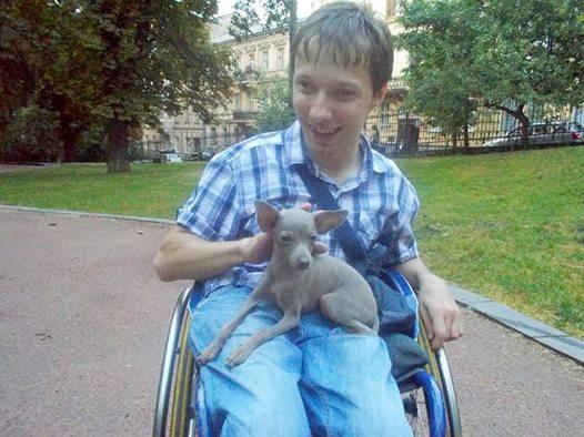 Хлопець із ДЦП про боротьбу зі Sport Life, відлюдництво і нетямущих благодійників - фото 2