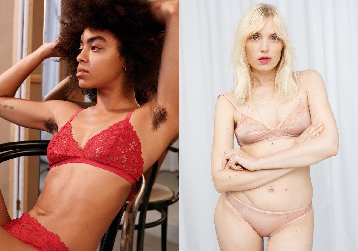 Звичайні жінки із шрамами, тату та зайвим волоссям рекламують відомий бренд  - фото 2