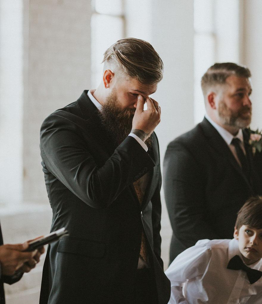 Як паралізована наречена приголомшила коханого на весіллі  - фото 4