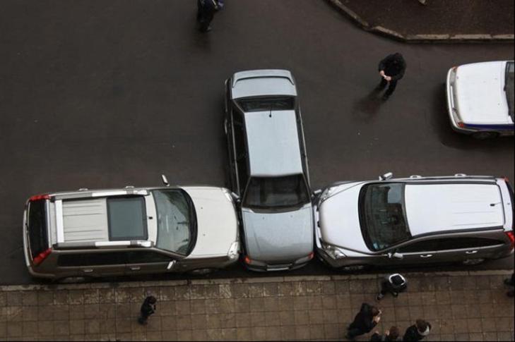 30 суворих покарань для тих, хто паркується, як мудак - фото 10