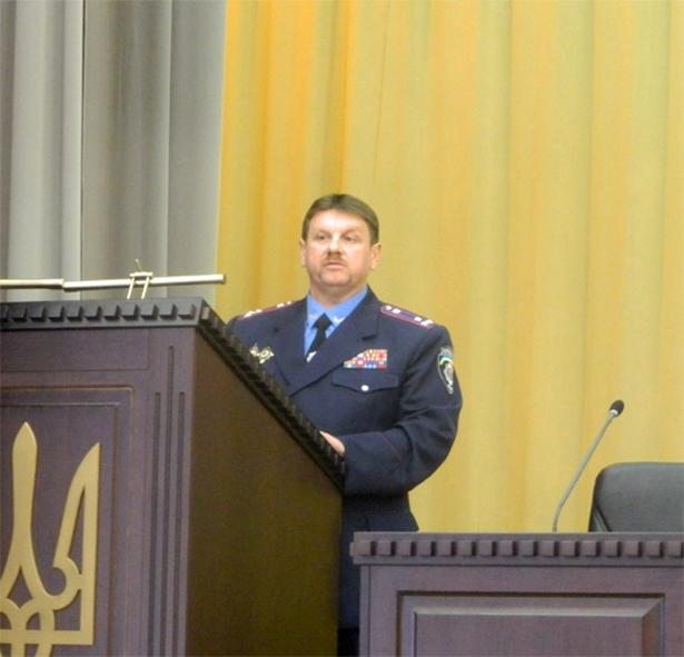 Голова ГУ МВС у Луганській області Анатолій Науменко - фото 19