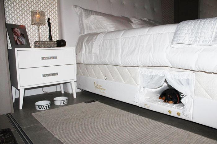 Бразильці придумали ліжко з собачою будкою - фото 3