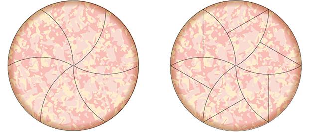 """Вчені-математики представили нові """"революційні"""" способи нарізання піци - фото 1"""
