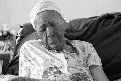 Померла найстаріша мешканка Землі - фото 1