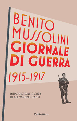 В Італії випустили військовий щоденник Беніто Муссоліні - фото 1