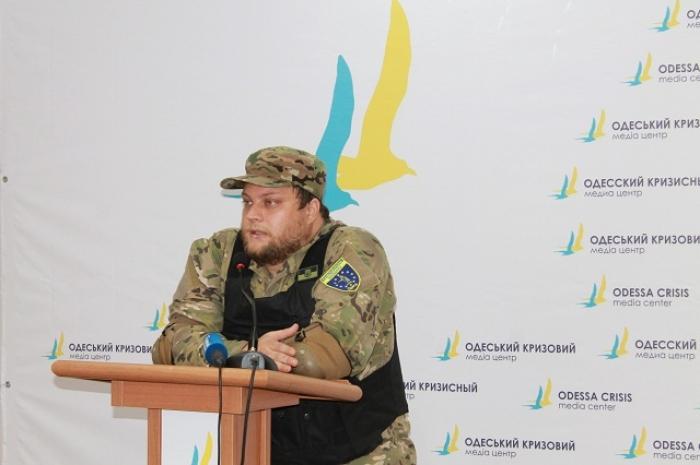 """Поліція з погонею затримала активістів """"Самооборони"""" в Одесі - фото 1"""