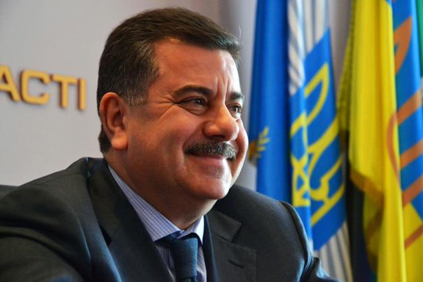 Голова ГУ МВС у Луганській області Анатолій Науменко - фото 27