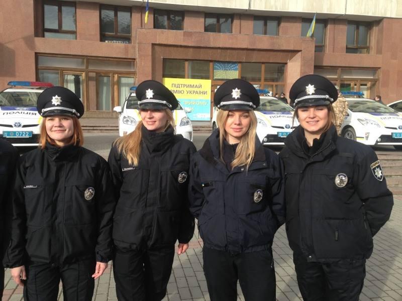 Як поліція Івано-Франківська присягала на вірність українцям - фото 2