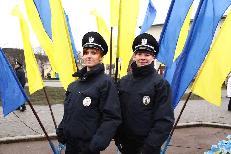 В новій поліції Хмельницького - красуні і чемпіонки - фото 3