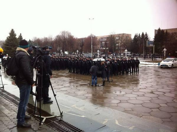 Вінницька поліція готується до складання присяги - фото 4