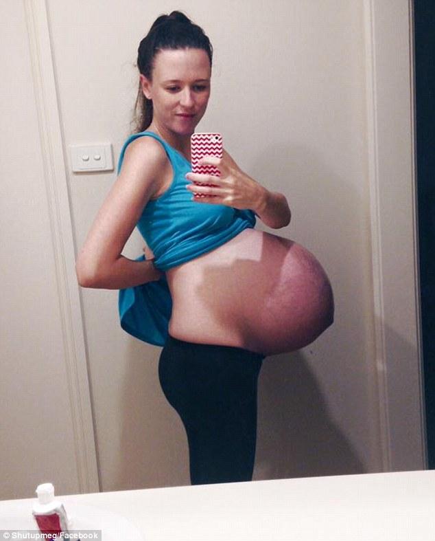 Блогер попереджає: Фото вагітних крадуть фетишисти, щоб збуджуватись - фото 1