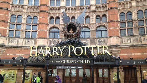 У Лондоні відбулася прем'єра нової п'єси про Гаррі Поттера - фото 1