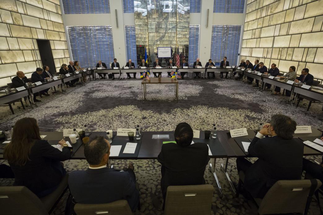 Порошенко у США: Саме час інвестувати в Україну (ФОТО) - фото 1